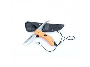 Нож Ganzo G802 (черный, оранжевый), фото 2