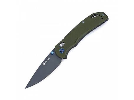 Нож Ganzo G7533 (черный, зеленый, оранжевый), фото 2