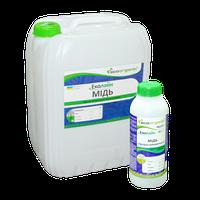 Микроудобрения Медь Органо-Минеральная (Cu)  9 %; для внекорневой подкормки в органическом земледелии