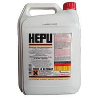 Антифриз-концентрат HEPU -80 °C красный 5л
