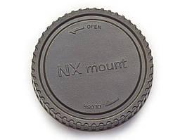 Крышка задняя для объективов Samsung - байонет NX (NX mount)