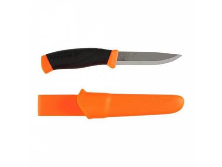 Нож Morakniv Companion Orange, нержавеющая сталь, 11824, фото 2