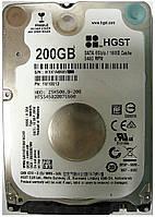 HDD 200GB 5400 SATA3 2.5 Hitachi HTS545020B7E660 WXK1A868VDXC, фото 1
