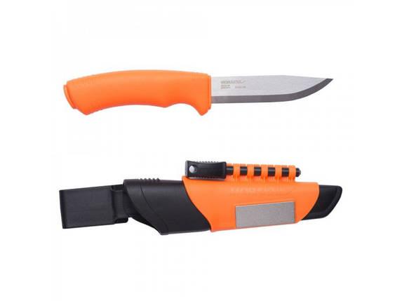 Нож Morakniv Bushcraft Survival, нержавеющая сталь, 12051, фото 2