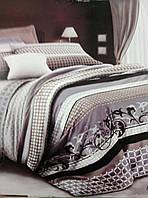 Двуспальный набор постельного белья Ранфорс 149