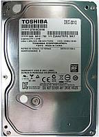 HDD 1TB 7200 SATA3 3.5 Toshiba DT01ACA100 Z2AA0TRPSWK7, фото 1