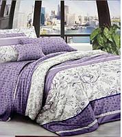 Двуспальный набор постельного белья Ранфорс 152