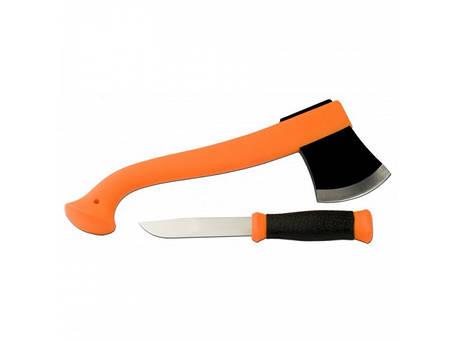 Набор Morakniv Outdoor Kit MG, нож Morakniv 2000 + топор, фото 2