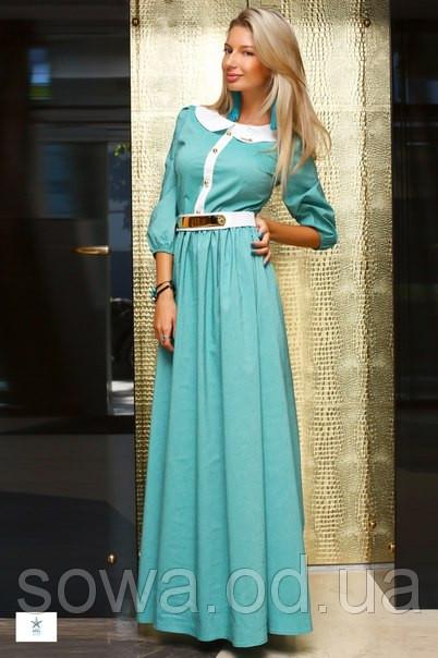 Мятное Платье Палацио фото