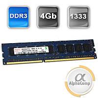 Модуль памяти DDR3 4Gb ECC Reg Hynix (HMT351V7BMR4C-H9) 1333 б/у