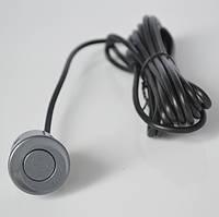 Автомобильный Парктронник 4 Датчика с дисплеем. Парковочный радар. Цвет темно-серый (графитовый)
