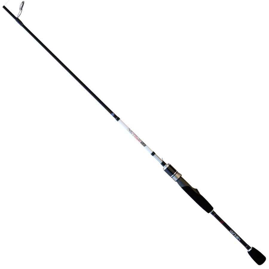Спінінг Nomura Isei Bass Pro Spin 2.08 м 0.5-3.5 гр. (вага 105гр.)