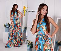 Очень пышное платье  Шёлк армани люкс качества  Внутри съёмный подьюбник из Фатина Размер единый С-М(21044)