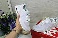 Женские кроссовки Nike Air Max Thea белые в фирменных коробках (Реплика ААА+), фото 1
