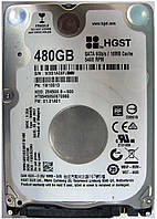 HDD 480GB 5400 SATA3 2.5 Hitachi HTS545050B7E660 WXS1AC6FJEKU, фото 1