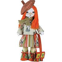 Набор для шитья текстильных кукол Путешественница Новая слобода