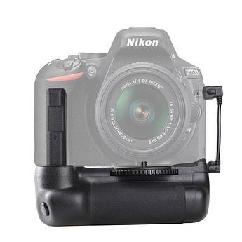 Батарейний блок (бустер) - аналог для NIKON D5500, D5600