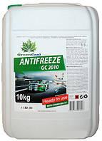 Антифриз зеленый 10л GreenCool