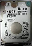 HDD 450GB 5400 SATA3 2.5 Hitachi HTS545050B7E660 WXJ1A17C6XFP, фото 1