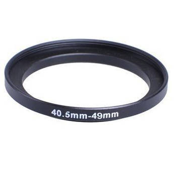 Кольцо повышающее (STEP-UP) 40.5-49 мм