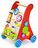 Ходунки-каталка Viga Toys (50950), фото 1