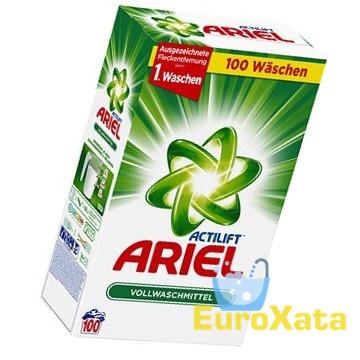 Стиральный порошок Ariel Actilift Vollwaschmittel (6.5 кг) Германия
