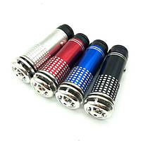 Автомобильный ионизатор воздуха 12В очиститель воздуха 12V. Осадительные электроды. Доступно. Код: КГ3422