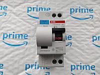 УЗО (ПЗВ) Дифференциальный автомат ABB DSH941R-AC, C20, 30 mA, фото 1