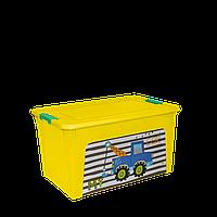 "Контейнер ""Smart Box"" с декором 27"