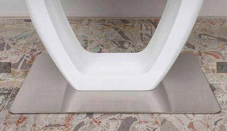 Стол Торонто 1600/2100*900 (ассортимент цветов) (с доставкой) Капуччино, фото 2
