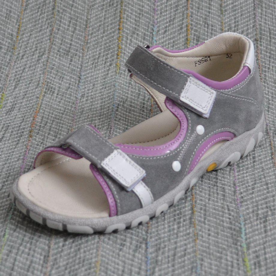 Ортопедические сандалии спорт, Orthobe размер 34