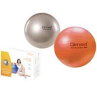 Гимнастический мяч Qmed  ABS GYM BALL k-17