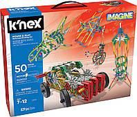 Конструктор KNEX Motorized Building Set 50 моделей