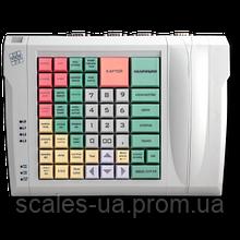 Клавіатура LPOS-064-QUDCOM-USB зі сканером відбитка пальця