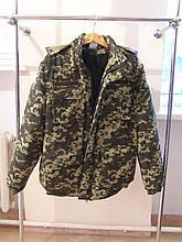 Куртка військова утеплена, утеплений військовий одяг