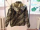 Куртка військова утеплена, утеплений військовий одяг, фото 4