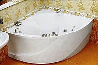 Акриловая угловая ванна ТРИТОН ЭРИКА 1400х1400х640