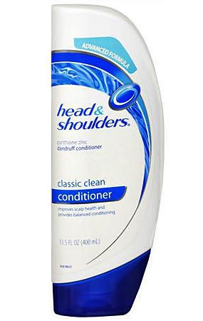 Бальзам-кондиціонер для волосся head & shoulders classic clean 400 мл.