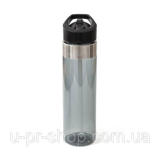 Пляшка для напоїв пластикова 500 мл з логотипом