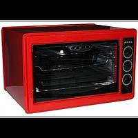 Тостер-печь ASEL АF-0723 красная, 50 л