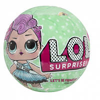 L.O.L. Сезон 2 Surprise 35+ (ЛОЛ Сюрприз) игровой набор - большой шар
