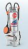 Фекальный насос Pedrollo BCm 15/50 ST корпус AISI 304