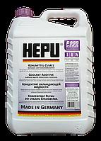 HEPU Антифриз G12+ фиолетовый, 5л