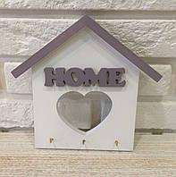 "Ключница настенная домик ""Home"" rd21. Подарки в стиле прованс"