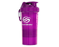 SmartShake Original2Go 600 ml neon purple