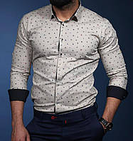 Модная рубашка с длинным рукавом-трансформером (Турция), новинка