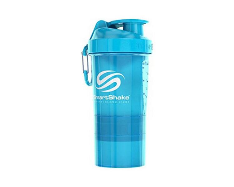SmartShake Original2Go 600 ml neon blue