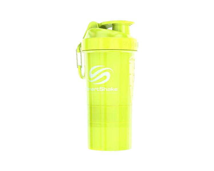 Шейкер SmartShake Original2Go 600 мл neon yellow / желтый