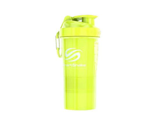SmartShake Original2Go 600 ml neon yellow, фото 2