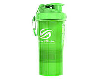 Шейкер SmartShake Original2Go 600 мл neon green / зеленый